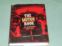 THE MOTOR BOOK - AN ANTHOLOGY 1895-1914 (Nicholson 1962)